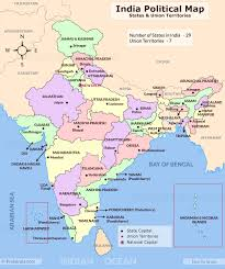 map showing states and capitals of usa india map india political map india map with states map of india