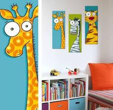 tableaux chambre enfant tableau chambre bébé rigolo place des bambins le