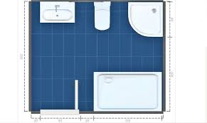 bathroom floor plan 15 free sle bathroom floor plans small to large