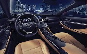 lexus ambient interior lighting lexus rc officially revealed comes with 3 5 liter v6 and hybrid