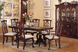 Elegant Formal Dining Room Sets Wondrous Formal Dining Room Decorating Ideas 16 Formal Dining