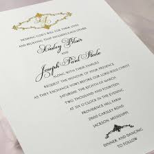 wedding invitations jackson ms wedding invitation r 65