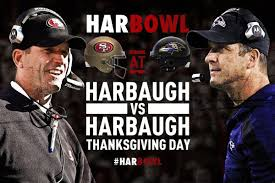 harbaugh bowl 49ers vs ravens is a battle of brothers sbnation