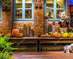 halloween distinctive restaurants u2013 stock editorial photo