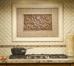 kitchen medallion backsplash kitchen backsplash backsplash tile white kitchen backsplash