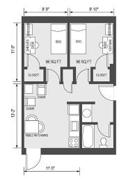 floor plans with dimensions apartment floor plans with dimensions homes floor plans