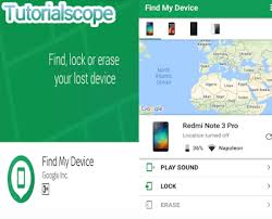 find my app for android your lost phone with find my device android app