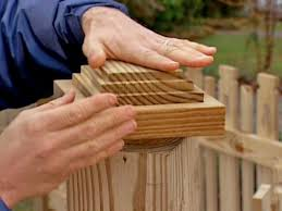 Encyclopedia Wood Joints Pdf by How To Build A Custom Picket Fence How Tos Diy