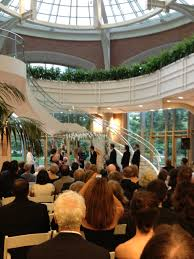 wintergarden at the seaport hotel string trio boston wedding