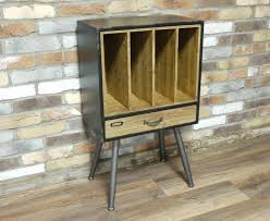 distressed wood file cabinet distressed retro filing cabinet garden sculptures ornaments