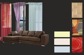 What Color Curtains Go With Walls What Color Walls Curtains And Carpets Blend With Brown