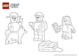 60099 advent calendar colouring page lego city activities
