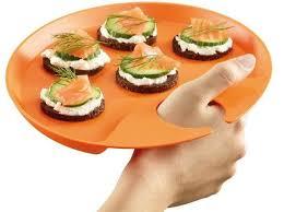 55 serving plates