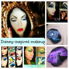 Crazy Makeup Halloween by Stunning Disney Inspired Makeup Looks Any Recipe Is A Good One