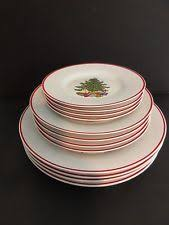 cuthbertson american christmas tree dinner plate s ebay