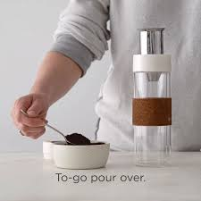 margarita gif brumi pour over u0026 cold brew to go bottle on food52