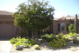 phoenix landscape design desert crest press pots arizona