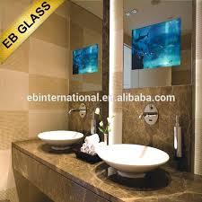 Bathroom Mirror Cost Tv In Mirror Bathroom Cost Fog Free Mirrors Bath Emporium