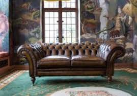 Chesterfield Leather Sofa Traditional Leather Sofas - Chesterfield sofa and chairs