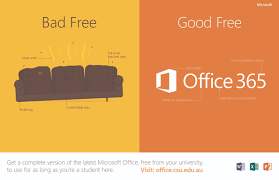 what u0027s that you say office 365 is now free for csu students