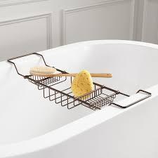 bathtub caddy oil rubbed bronze best oil rubbed bronze bath caddy 34714