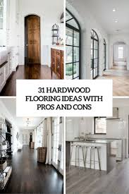 Two Tone Wood Floor 31 Hardwood Flooring Ideas With Pros And Cons Digsdigs