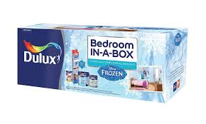 dulux bedroom in a box frozen amazon co uk kitchen u0026 home