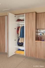 columbus garage storage cabinetry design and wall organization double door garage storage cabinet with one inch thick shelves in powell ohio innovate building
