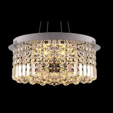 Crystal Sphere Chandelier Fashion Style Glass Prism Ceiling Lights Crystal Lights
