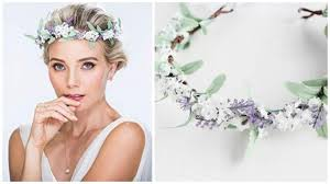 flower headpiece top 10 best bridal flower crowns heavy