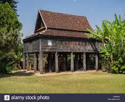 Plantation Style House Thai Style House Stock Photos U0026 Thai Style House Stock Images Alamy