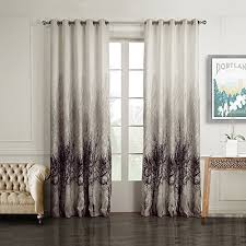 Extra Wide Drapes Double Wide Grommet Curtains Amazon Com