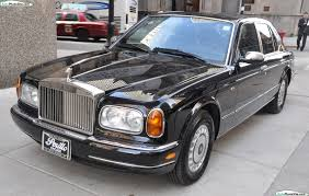 roll royce roce 2001 rolls royce silver seraph information and photos zombiedrive
