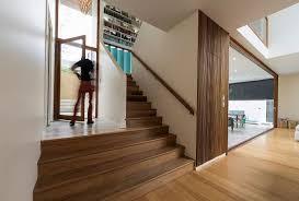 Home Decor Brisbane Backyard House In Brisbane Opens Up A Light Filled Urban Nirvana