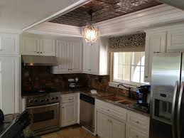 kitchen flush ceiling lights 4ft fluorescent light covers