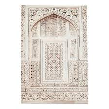 Toile Rugs Toile Beige Et Blanche 80 X 118 Cm Meknes Bedrooms Walls And House