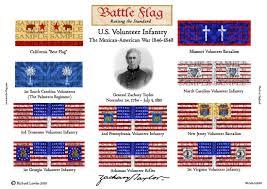 Civil War Union Flags 18 U0026 20mm American Battle Flag