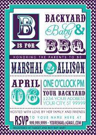 baby bbq invitations free printable invitation design