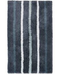 Macys Bath Rugs Closeout Hotel Collection 30 X 50 Contrast Stripe Rug Created