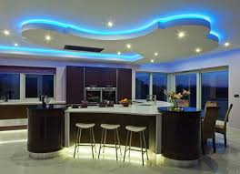 Kitchen Mood Lighting And Wacky Kitchens Cubist Plywood Mood Lit Kitchens Mood