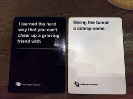 where can you buy cards against humanity hilarious cards against humanity answers