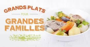 plats à cuisiner plats familiaux