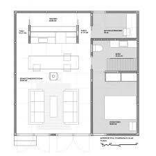 floor plan tiny house a small prefab house in spain dmp arquitectura et al small