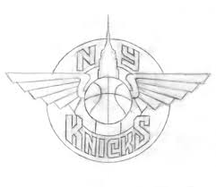 new york knicks coloring pages zach lowe thinks knicks logo is sh t page 3 realgm