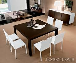 Size Of Dining Table For   Master Home Decor - Square dining table dimensions for 8