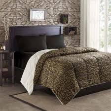 Bed Comfort Leopard Print Bedding King Size Foter