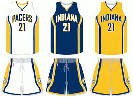 jersey design indiana pacers indiana pacers bluelefant
