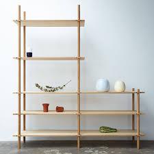 Modular Room Divider Remarkable Oak Room Divider Shelves Best 25 Modular Shelving Ideas