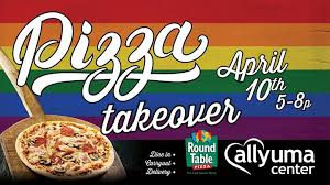 round table pizza yuma az round table pizza takeover for all yuma center yuma