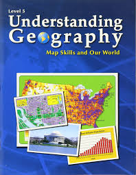 Geography Map Understanding Geography Map Skills And Our World Level 5